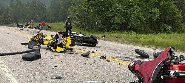 Two Wheeler Accident