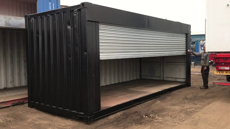 shipping container investments run